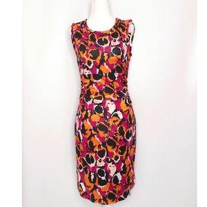 DVF Sleeveless Selene Ruched Dress
